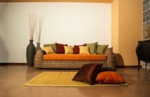 Wohnzimmermöbel - Rattanmöbel und Flechtmöbel bei der Möm